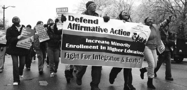 the inherent irony of affirmative action The schuette decision: the supreme court rules on affirmative action the supreme court rules on affirmative action the irony, however, is that the.